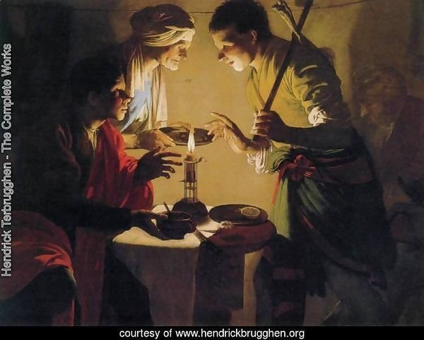 Esau Selling His Birthright 2