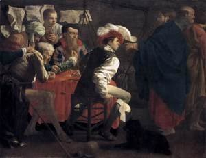 The Calling of St Matthew 1620